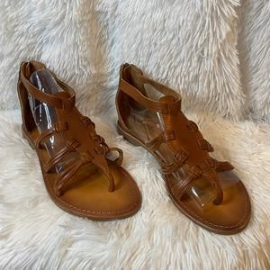 NEW Seychelles MUST HAVE Leather Gladiator Sandals